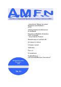 AMFN - Zeitschrift der Arbeitsgemeinschaft Migrantinnen/en und Flüchtlinge in Niedersachsen