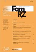 FamRZ - Familienrecht
