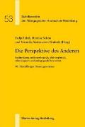 """""""Migrationsprozess im Bildungssystem"""", in: Die Perspektive des Anderen, Kulturräume anthropologisch, philosophisch, ethnologisch und pädagogisch beleuchtet"""