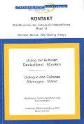 Kontakt Schriftenreihe des Instituts für Weiterbildung